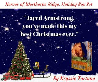 Heroes of Westhorpe Ridge by @KryssieFortune #HolidayRomance#BoxSet