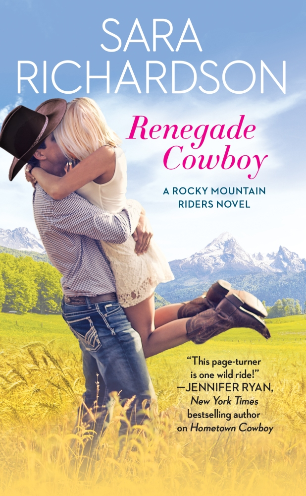 Renegade Cowboy by Sara Richardson #WesternRomance #NewRelease@InkSlingerPR