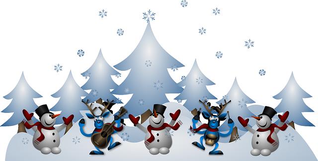 snowmen-160883_640