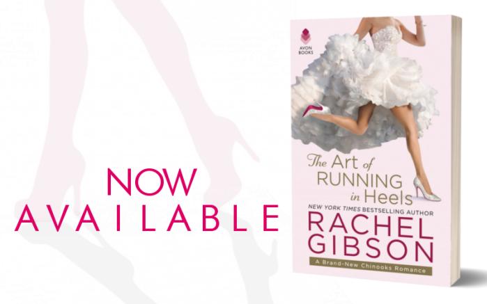 The Art of Running in Heels by @Rachel_Gibson @Avonbooks #romance #NewRelease@PureTextuality