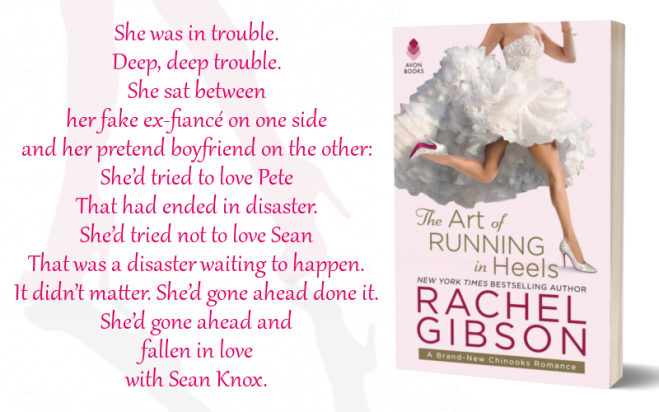The Art of Running in Heels Promo Graphic 5
