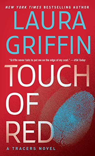 Touch of Red by Laura Griffin #BookReview #Suspense @Laura_Griff
