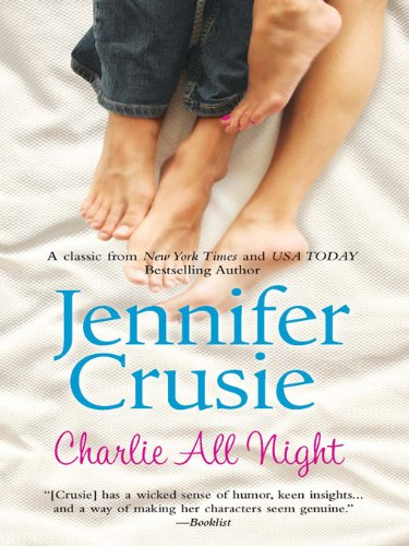 Charlie All Night by Jennifer Crusie #BookReview#Romance