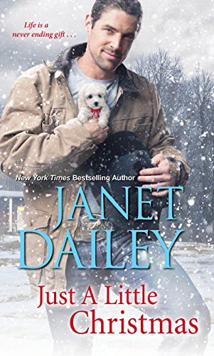 Just a Little Christmas by Janet Dailey #BookReview#HolidayRomance