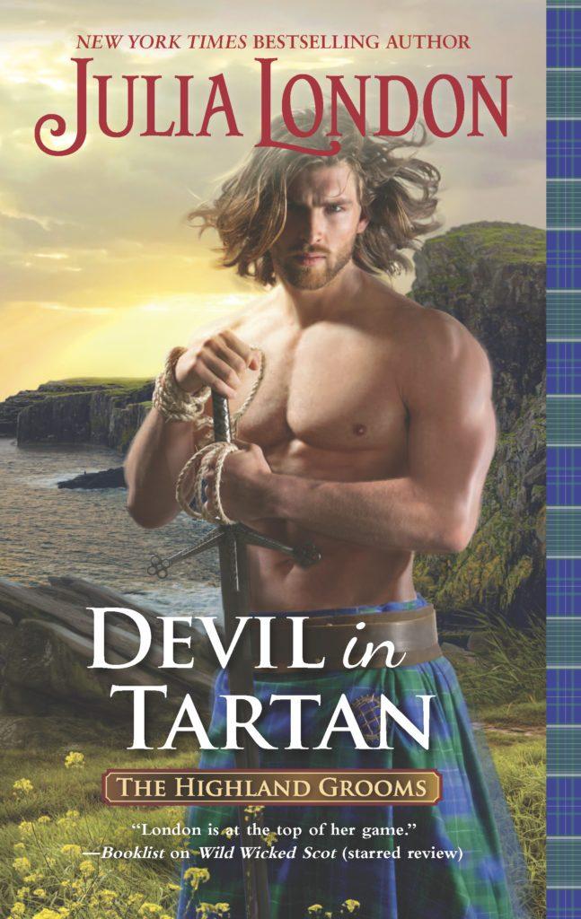 Devil in Tartan by Julia London #Historical #Romance @InkSlingerPR@JuliaFLondon