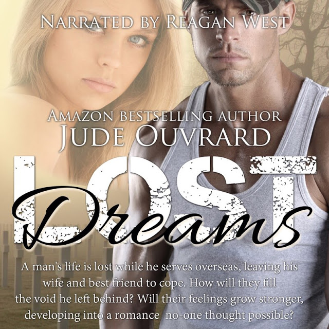 Lost Dreams by Jude Ouvrard #Audiobook #Romance @AuthorJude_O @MoBPromos