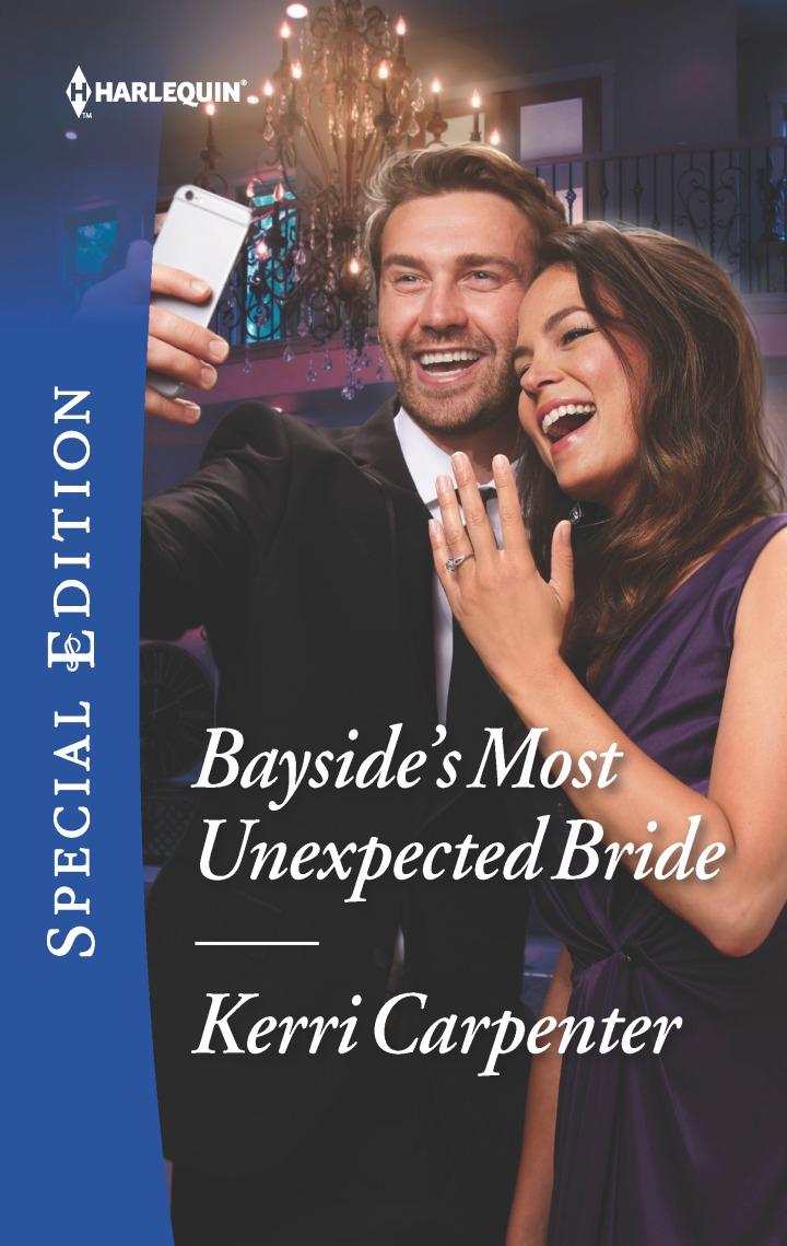 Bayside's Most Unexpected Bride by Kerri Carpenter #Harlequin #Romance @Barclay_PR@authorkerri