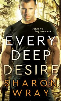 How A Visual Journal Led to Sharon Wray's Every Deep Desire (and a Goodreads Giveaway!)