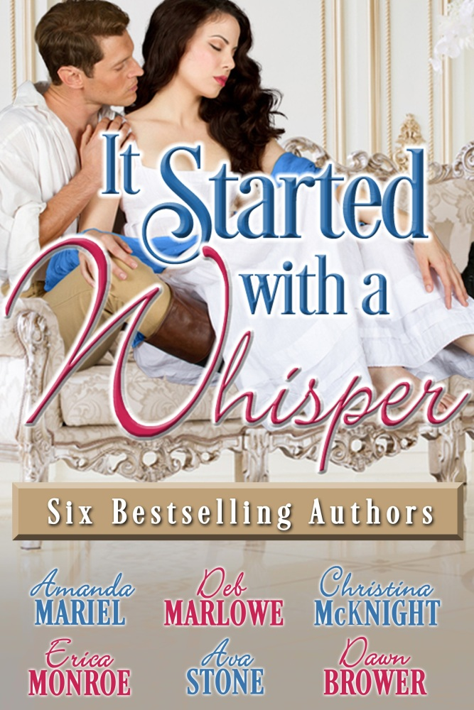 It Started With a Whisper by Kristina McKnight #Historical#BoxSet