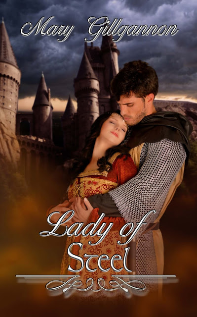 Lady Of Steel by @MaryGillgannon #Historical #Romance @MoBPromos