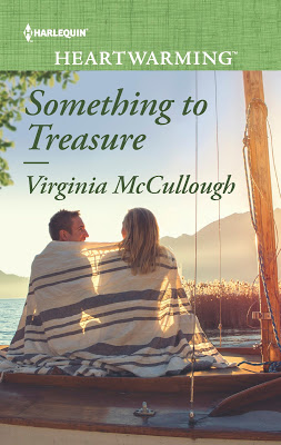 Something to Treasure by Virginia McCullough #Harlequin #HeartwarmingRomance @PrismBookTours @VEMcCullough
