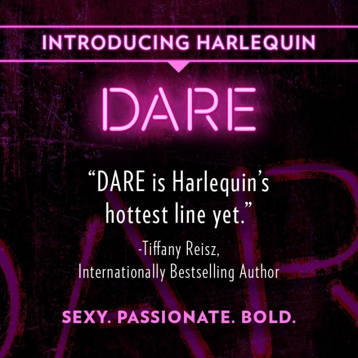 The Launch of Dare @HarlequinBooks is Here @Barclay_PR