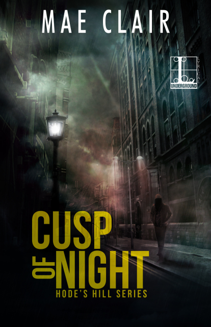 A hidden world of twisted secrets, insanity, and evil that refuses to die . . . Cusp of Night by Mae Clair #CoverReveal #RRBC #Thriller @MaeClair1