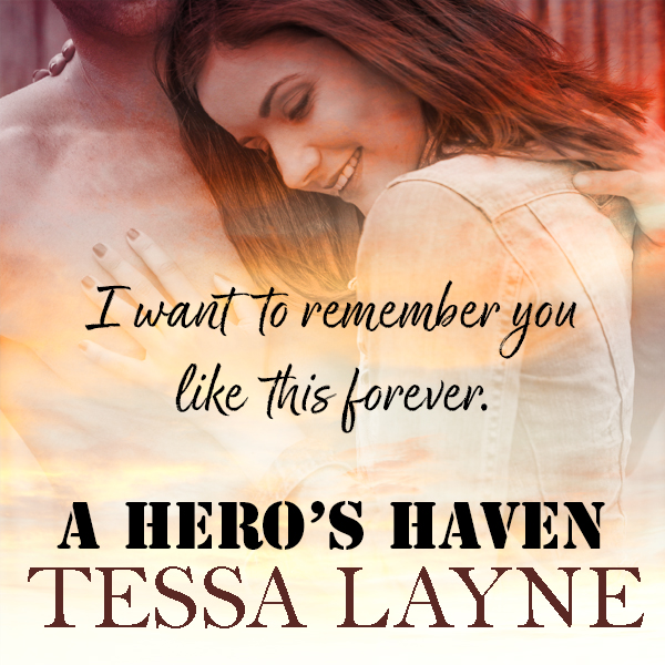 Will they have the courage to trust each other? A Hero's Haven by Tessa Layne #Romance #Reading @ExpressoReads