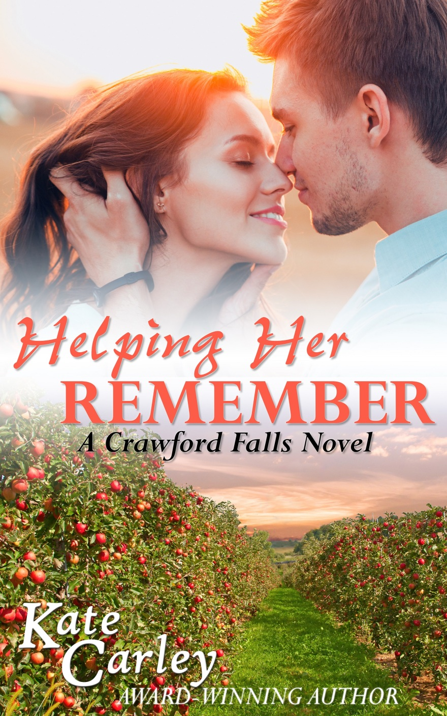 Helping Her Remember by Kate Carley