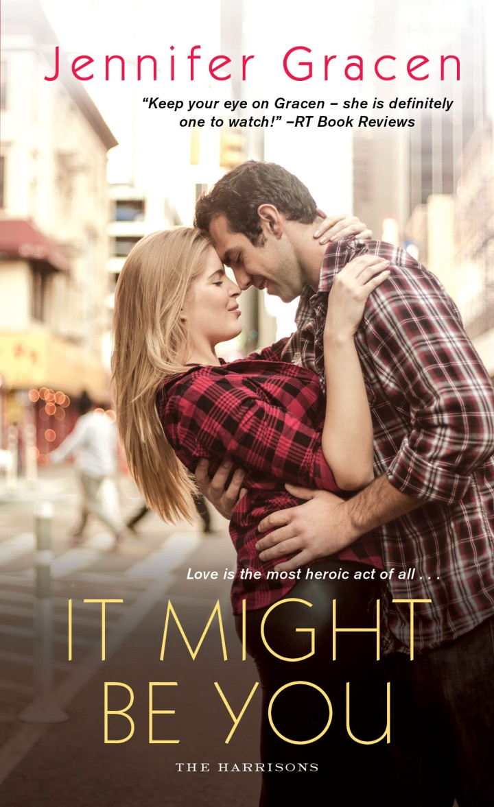 """Let's have one really good night together. Just be together, and let go of it all… forget everything. Yes?"" -IT MIGHT BE YOU by @jennifergracen @kensingtonbooks @Barclay_PR"