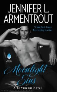 What starts with a kiss ends with so much more.Moonlight Sins by Jennifer L. Armentrout #Romance #reading @puretextuality@JLArmentrout