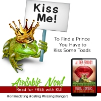 So many frogs. So few princes... Kissing Strangers by @AletheaSpiridon #Romance #amreading @Barclay_PR