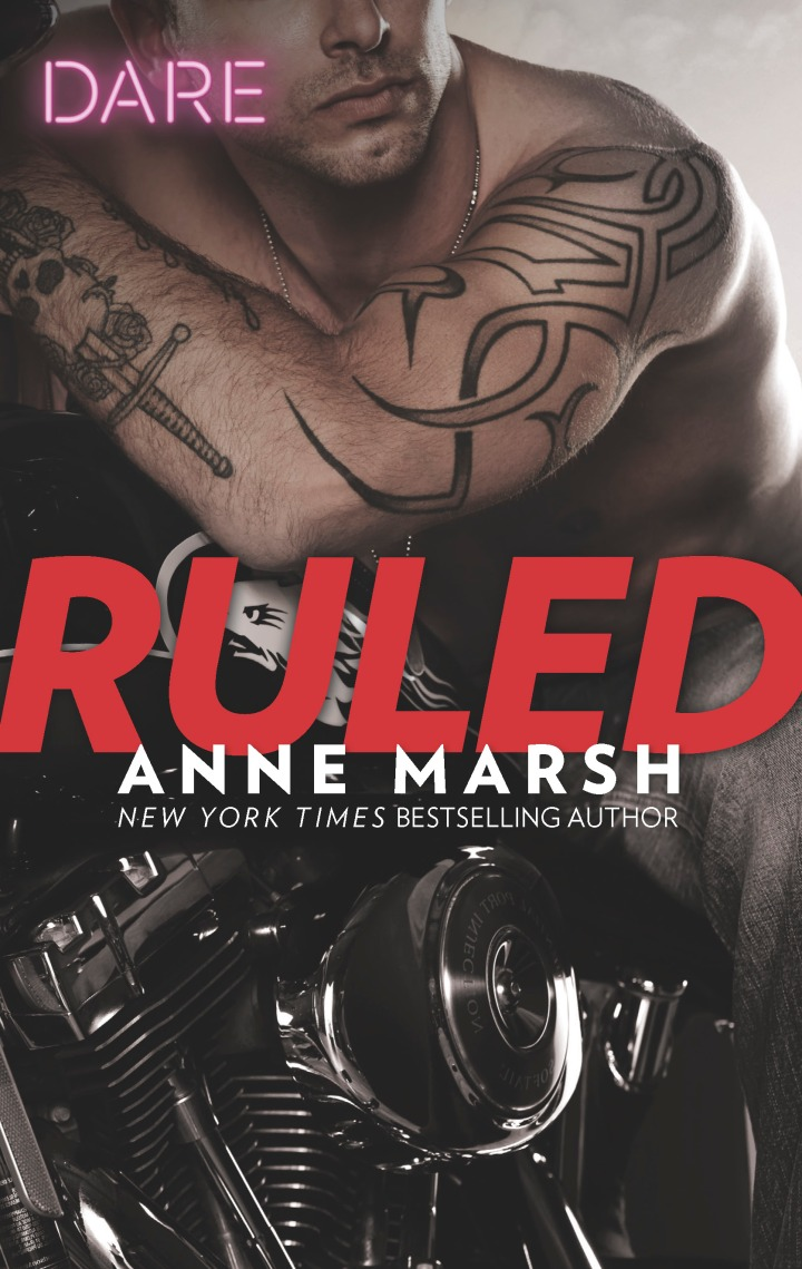 Ruled Cover