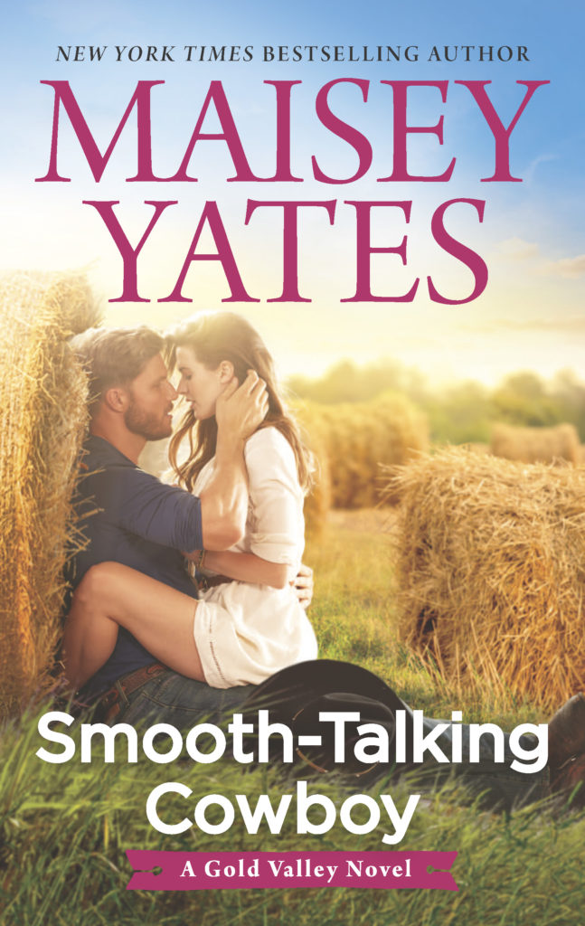 A rough-and-tumble rancher and the girl next door are about to learn that opposites attract… Smooth-Talking Cowboy by @MaiseyYates #NewRelease #Romance@InkSlingerPR