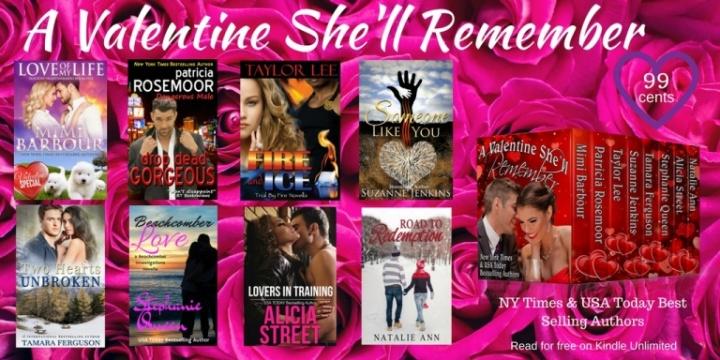 A Valentine She'll Remember #HolidayRomance #reading#mgtab