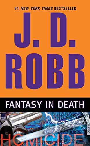Fantasy in Death by J.D. Robb #Mystery #BookReview #Bookish