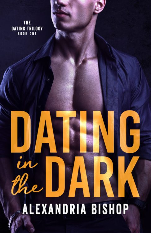 As if dating isn't hard enough already… Dating in the Dark by Alexandria Bishop #NewRelease #Romance @InkSlingerPR@ABishop