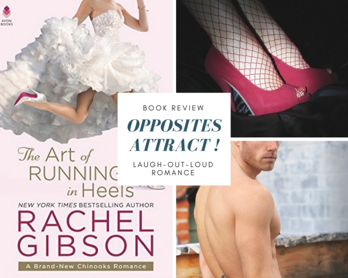 The Art of Running in Heels by @Rachel_Gibson #BookReview #Romance #reading