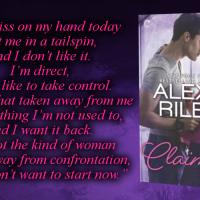 Claimed by Alexa Riley #NewRelease #Romance @PureTextuality @_AlexaRiley