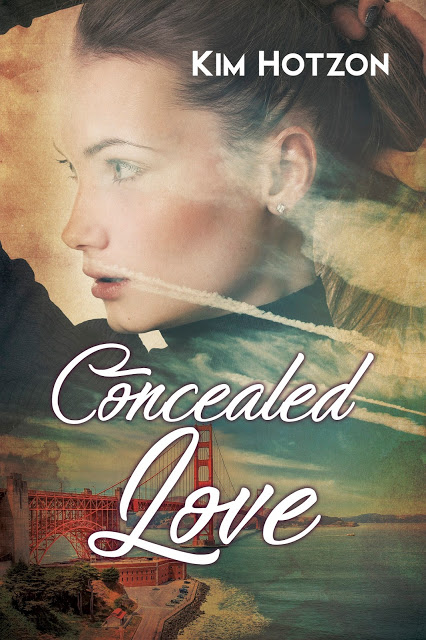 Concealed Love by @KimHotzon #RomSuspense #NewRelease @MoBPromos