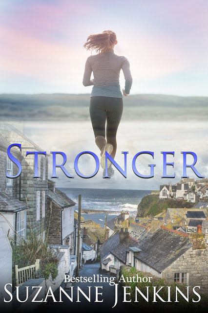 Stronger by Suzanne Jenkins #NewRelease #Bookish #mgtab @MoBPromos @suzannejenkins3