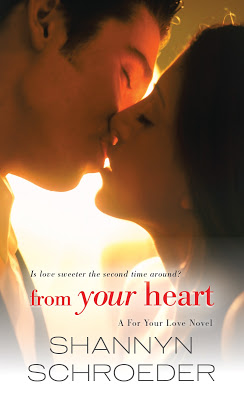 From Your Heart by Shannyn Schroeder #NewRelease #Romance @PrismBookTours@SSchroeder