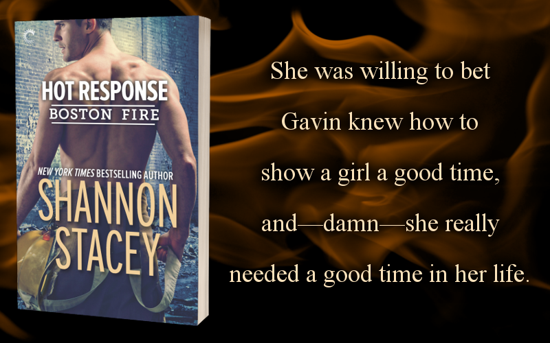 Hot Response by Shannon Stacey Promo Graphic 4