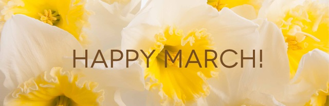 The Month OfMarch