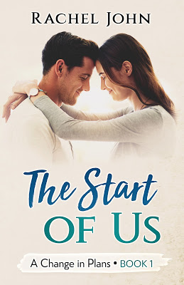 Romance has never been this complicated… The Start of Us by Rachel John #NewRelease #Romance @PrismBookTours@RJohnAuthor