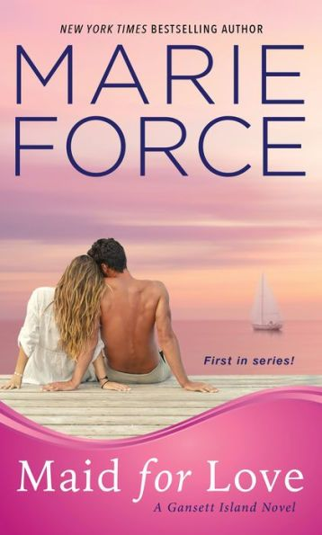 She made her bed, but she doesn't have to sleep in it . . . Maid for Love by @MarieForce #amreading #Romance @InkSlingerPR