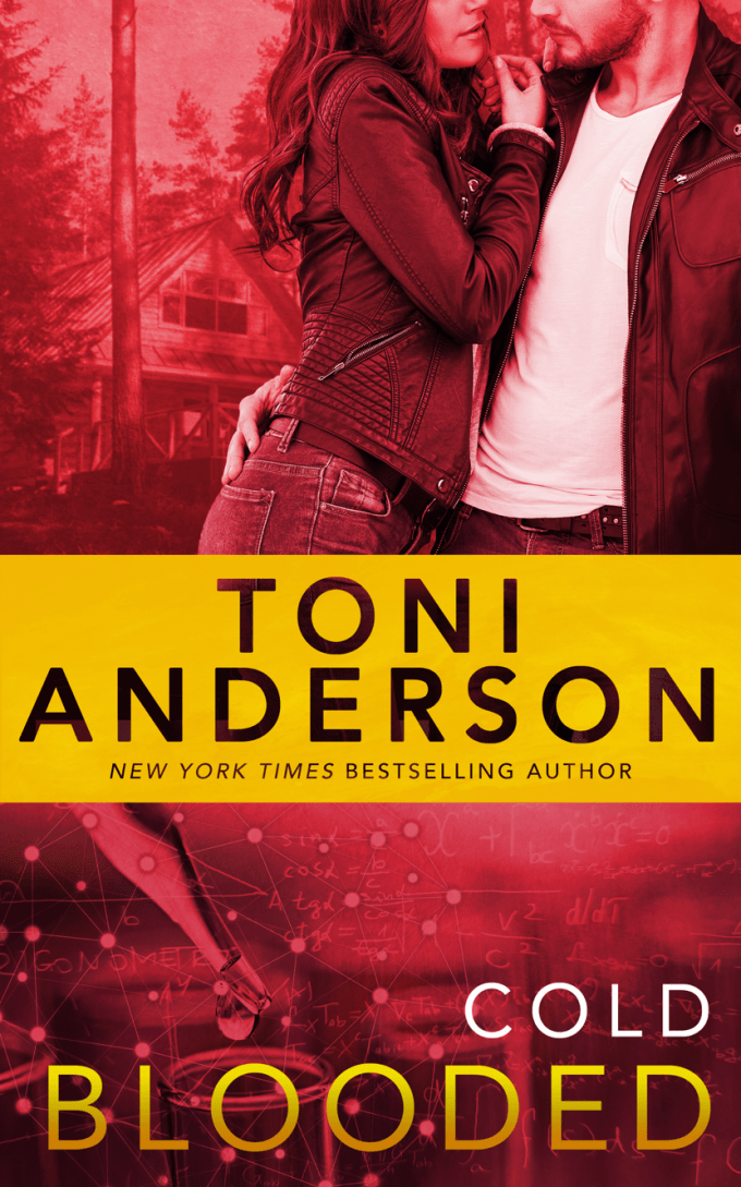 Searching for the truth… Cold Blooded by Toni Anderson #CoverReveal #Suspense @InkSlingerPR @toniannanderson