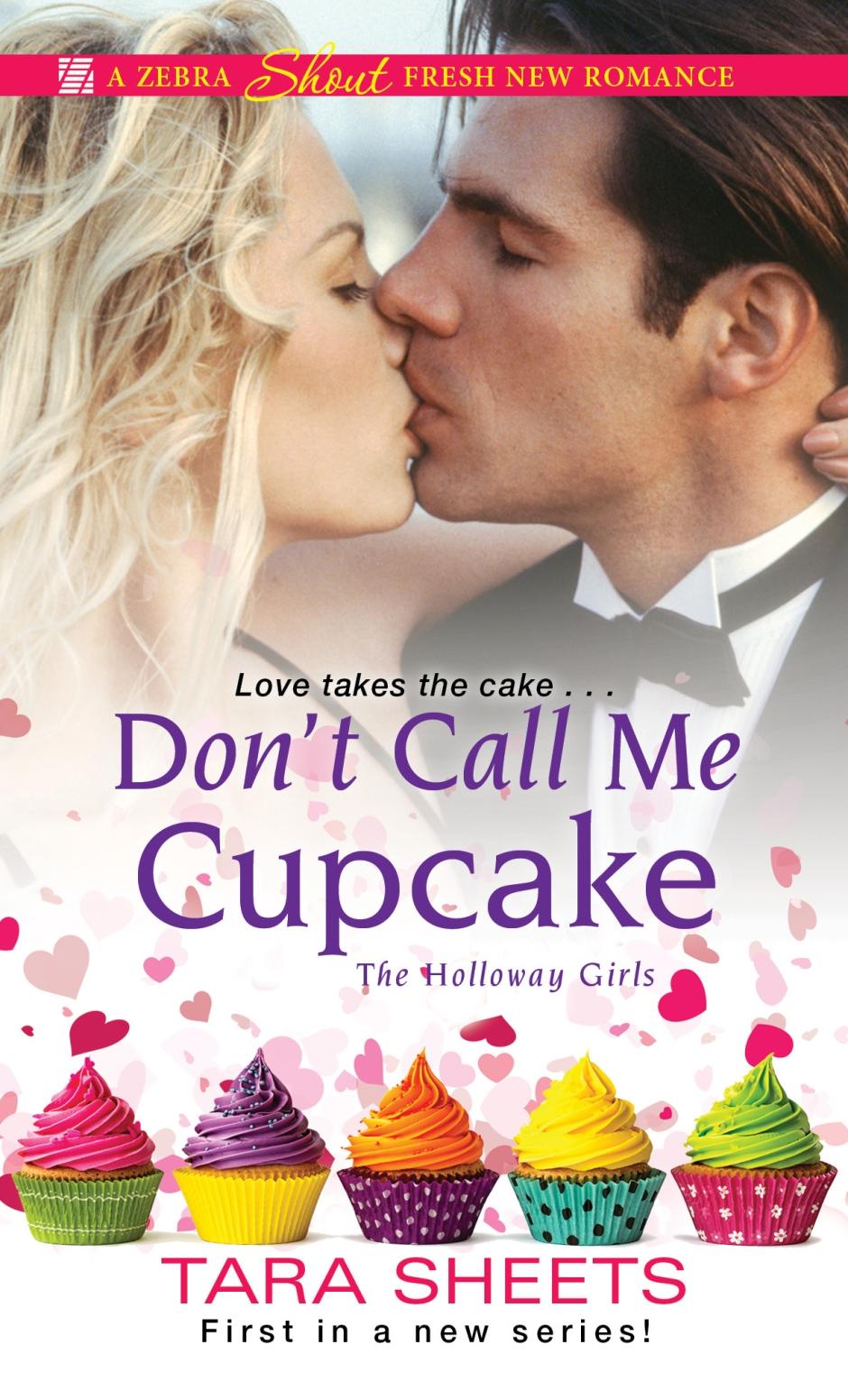 CUPCAKE book cover