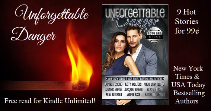 It's #NewRelease Day for Unforgettable Danger! #RomanticSuspense #ASMSG#mgtab