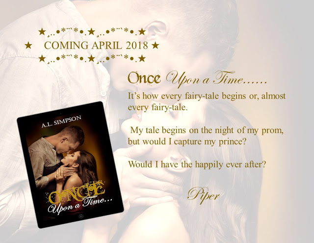 Once Upon a Time by A. L. Simpson #MilitaryRomance #Reading @MoBPromos