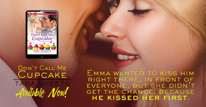 There's a very special kind of sweetness to life on Pine Cove Island … Don't Call Me Cupcake by @Tara_Sheets #NewRelease #Romance @Barclay_PR