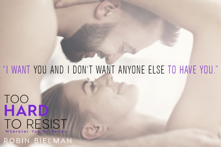 One rookie assistant + one demanding executive = Too Hard To Resist by @RobinBielman #amreading #Romance @PureTextuality