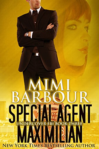 Special Agent Maximilian by @MimiBarbour #BookReview #RomSuspense #mgtab