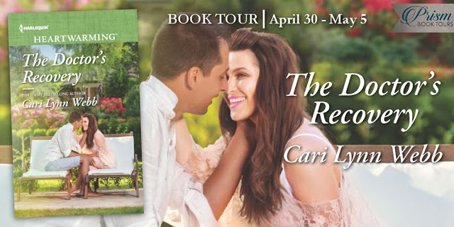 The Doctor's Recovery by @CariLynnWebb #Romance #Reading @HarlequinBooks @PrismBookTours