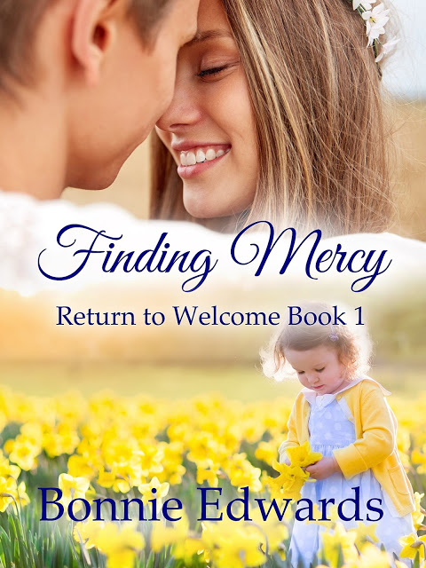 Seriously? Return to Welcome? She'd rather chew rusty nails… Finding Mercy by @BonnieEdwards #NewRelease #Romance@MoBPromos