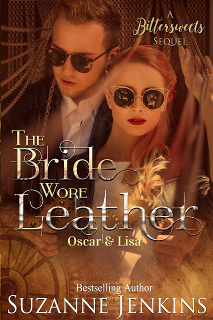 The Bride Wore Leather by @SuzanneJenkins3 #NewRelease #Romance@MoBPromos