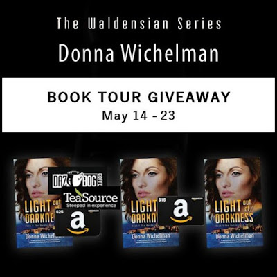 The Waldensian Series by @DonnaWichelman #RomSuspense #Reading @PrismBookTours