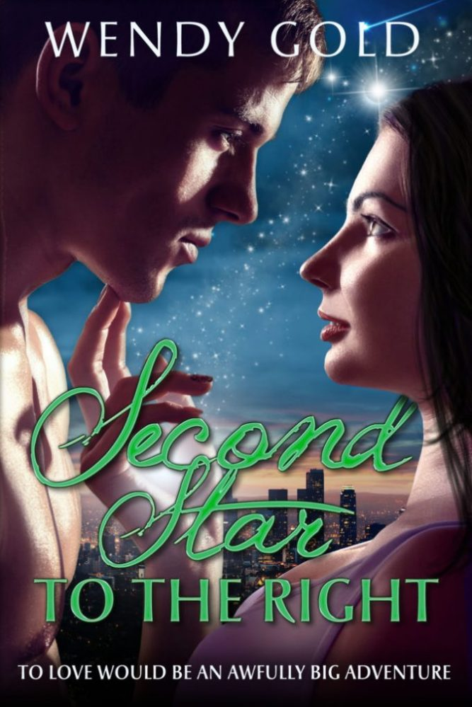 Will Peter's secret tear them apart? Second Star to the Right by Wendy Gold #NewRelease #Romance @InkSlingerPR @WendyGoldberry