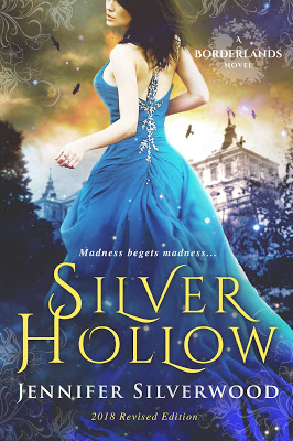"""I shouldn't have to tell you this isn't a fairy story…"" Silver Hollow by Jennifer Silverwood #Fantasy #amreading @PrismBookTours @JenSilverwood"