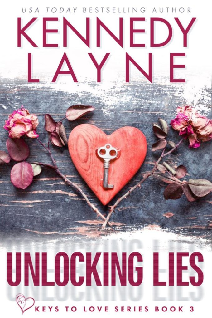 Together, they will only have one chance to correct the past… Unlocking Lies by Kennedy Lane #RomSuspense #NewRelease @KennedyL_Author